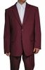 Mens Cheap Burgundy Suit Discount on Sale N2PP