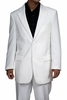 Mens Cheap White Suit on Sale Discount N2PP