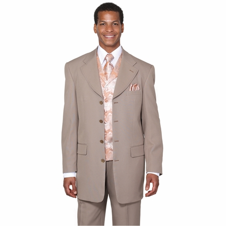 Mens Church Suits-Fashion Suits for Church