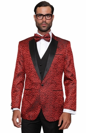 Mens Suits for Stage Performers