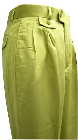 Stacy Adams Mens Tan Texture Wide Leg Dress Pants 1154 - click to enlarge