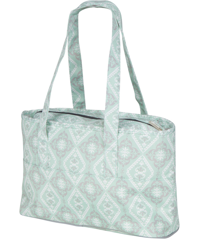 bon apetit insulated diaper bag in majestic mint by bumble bags. Black Bedroom Furniture Sets. Home Design Ideas