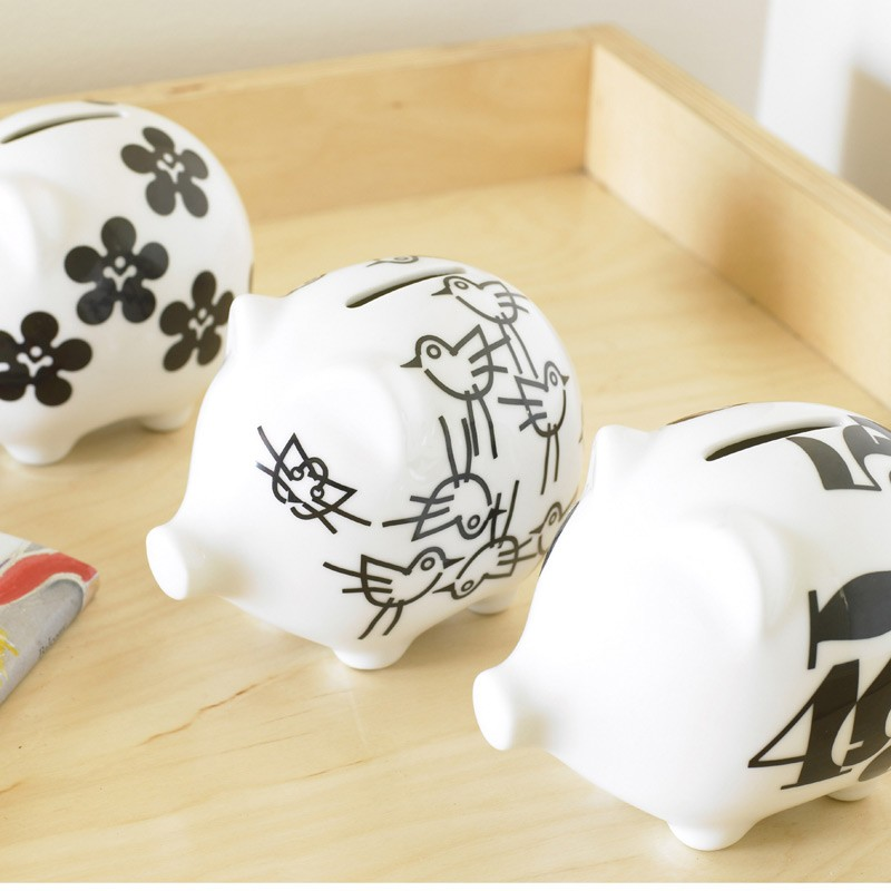Count piggy bank by not neutral - Counting piggy bank ...