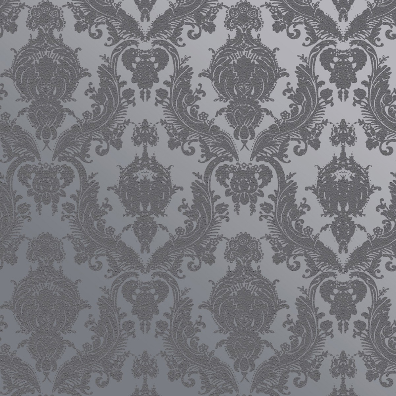 Damsel Textured Blue Pearl Removable Wallpaper By Tempaper