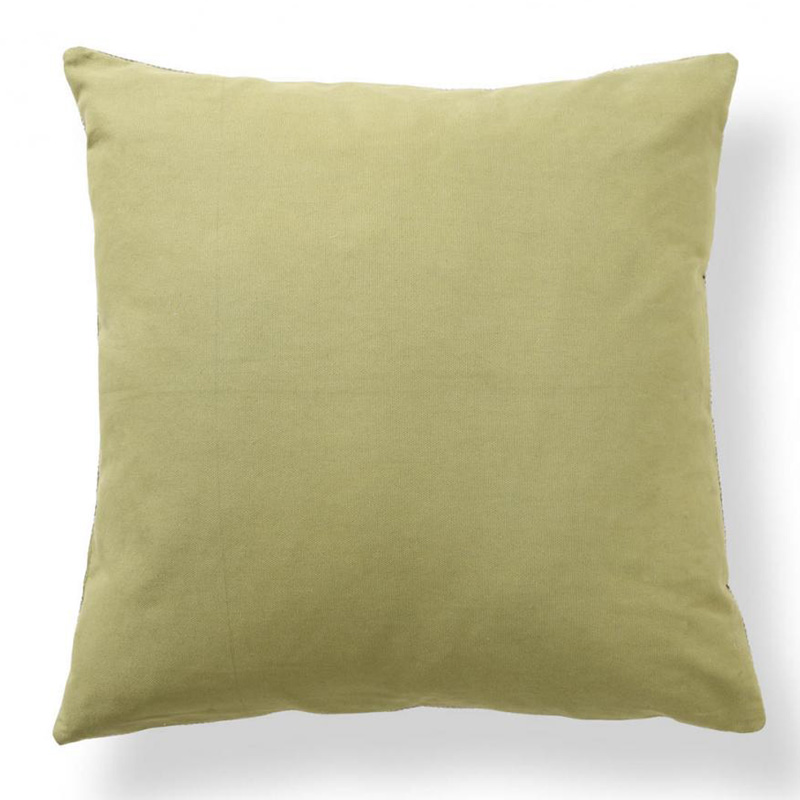 Green basic elements pillow by villa home collection for Villa home collection pillows