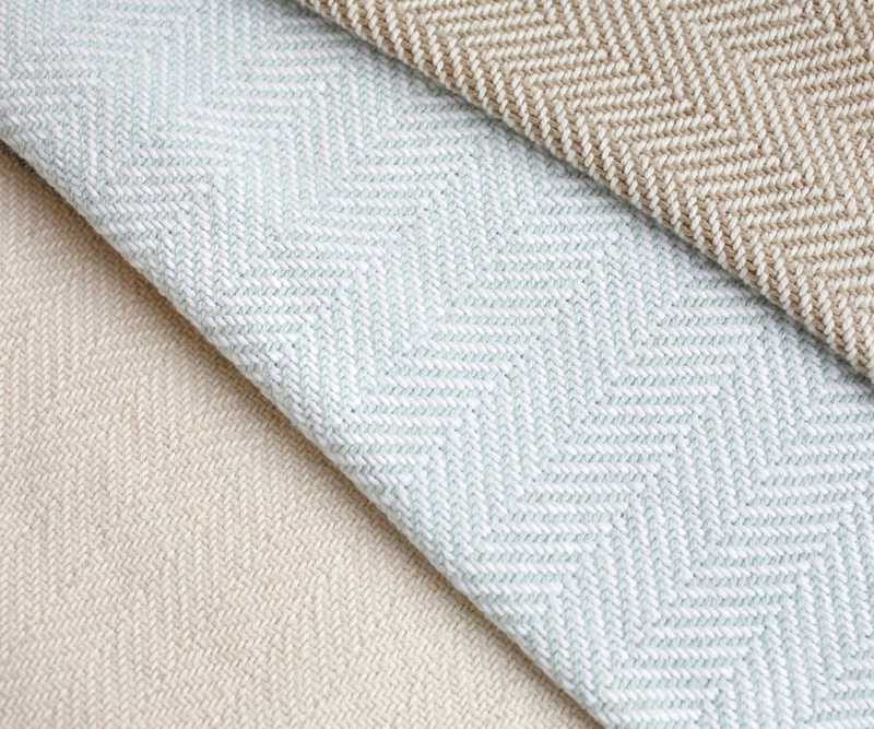 Gray herringbone coverlet : Herringbone coverlet white dove gray by brahms mount