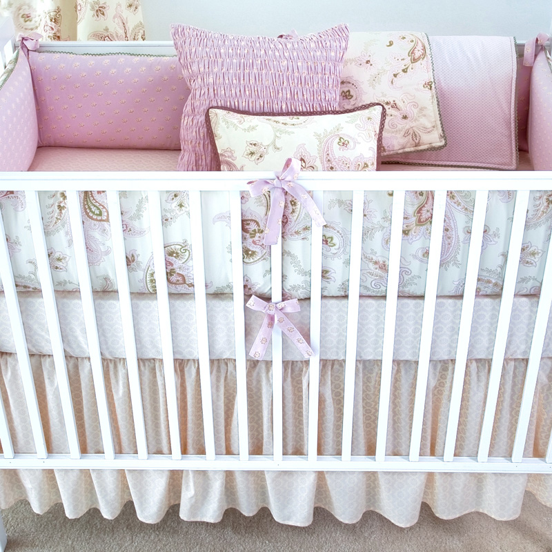 Honey Odile Crib Bedding Set By Elizabeth Allen Atelier