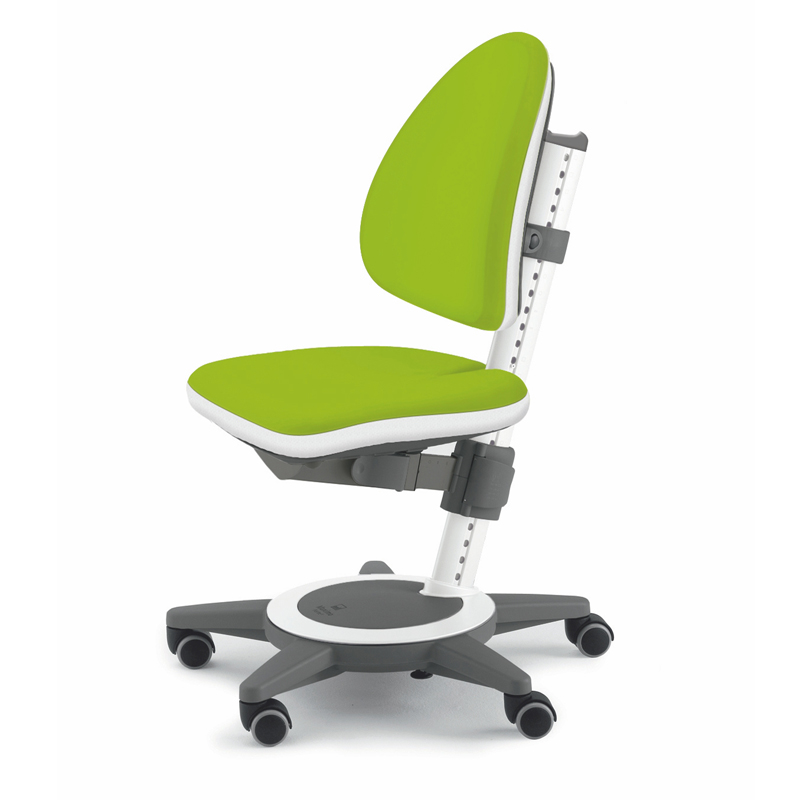 maximo adjustable desk chair lime green. Black Bedroom Furniture Sets. Home Design Ideas