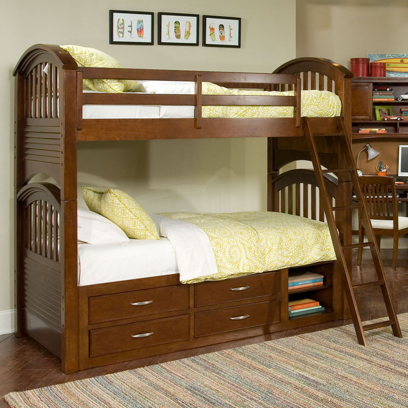 Bunk beds with storage 28 images appealing kids bunk for Gardner storage