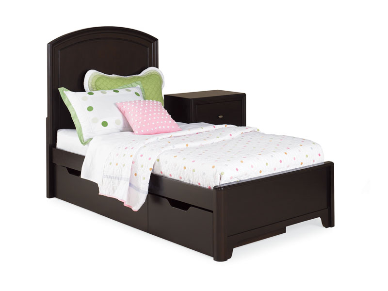 On sale midtown panel bed twin by lea children 39 s furniture for Panel beds for sale