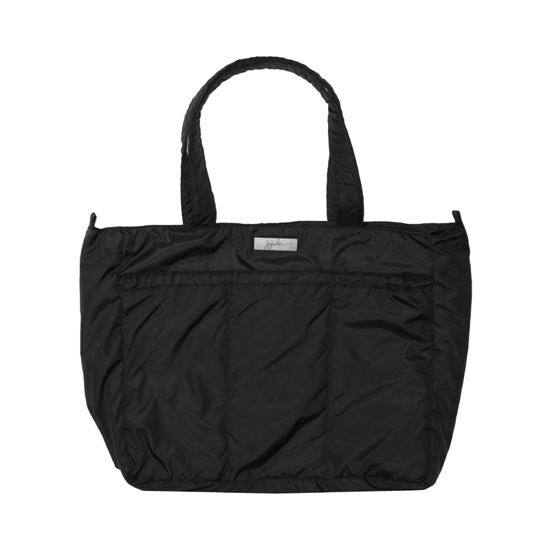 onyx super be diaper bag in black out by ju ju be diaper bags. Black Bedroom Furniture Sets. Home Design Ideas