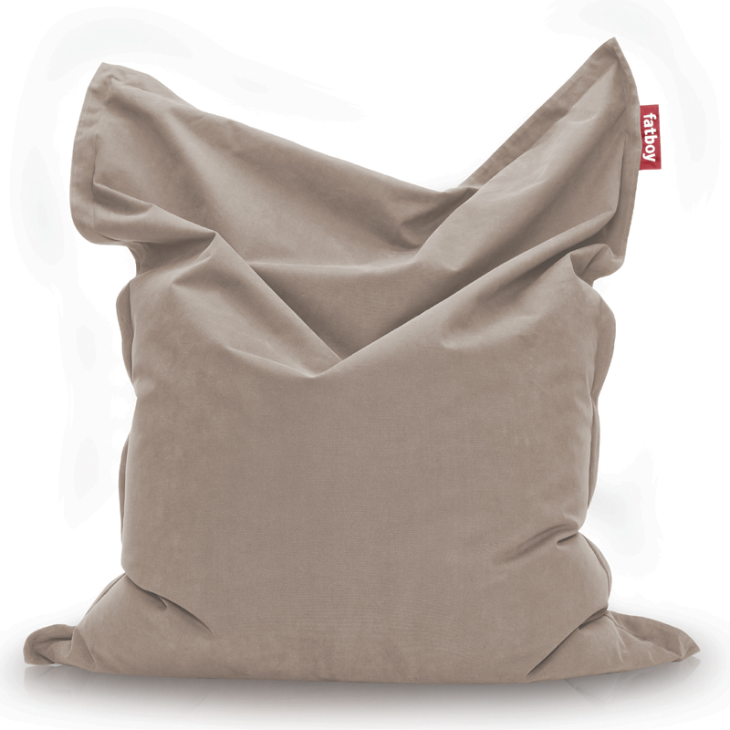 Fatboy the original stonewashed taupe beanbag by fatboy - Fatboy taupe ...