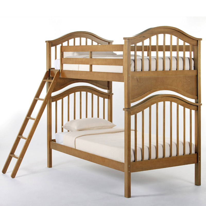 Pecan school house jordan bunk bed for The pecan house