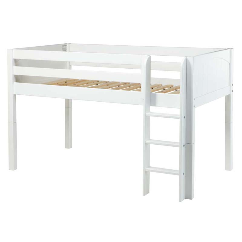 Low Rider Panel Low Loft Bed