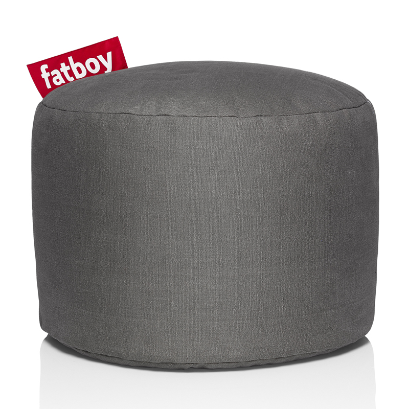 Fatboy point stonewashed taupe beanbag by fatboy - Fatboy taupe ...