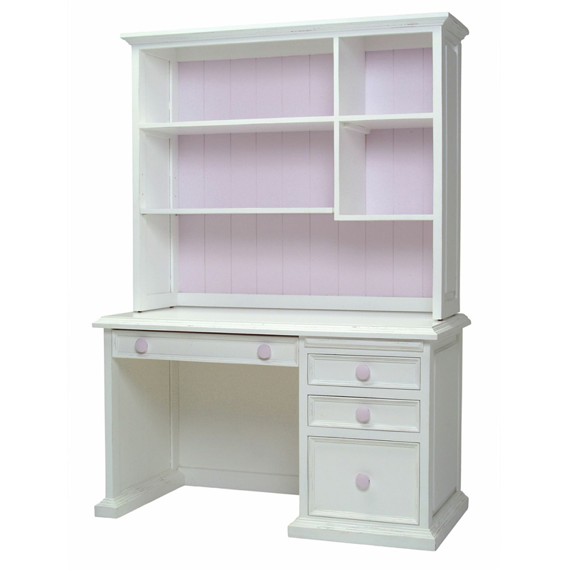 student desk with hutch by newport cottages. Black Bedroom Furniture Sets. Home Design Ideas