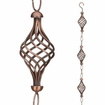 "100"" Master Finial Rain Chains (Set of 2)"