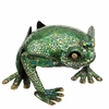 "11"" Mosaic Frog Decor"