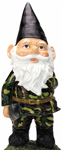 "13"" Camouflage Gnome"