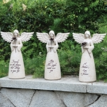 "13"" Inspirational Angels (Set of 3)"
