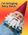 "13"" Travelocity TALKING Gnome"