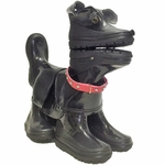 "16"" Buster - Boot Buddies Dog Sculpture"