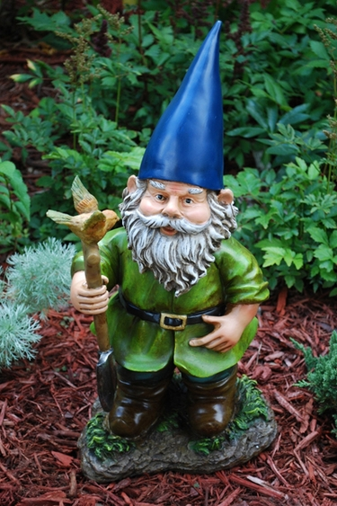 18 Bobblehead Gardening Gnome Only At Garden Fun