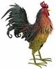 "22"" Country Napa Rooster Decor"