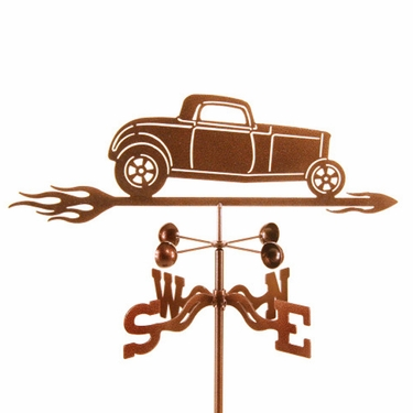 1932 Ford 3 Window Weathervane - Click to enlarge