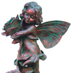 "21"" Lillian Garden Fairy"