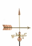 "23"" Classic Arrow Weathervane"