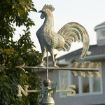 "25"" Rooster Weathervane"