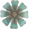 """28"""" Embossed Lace Flower Wall Decor"""