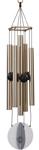 """28"""" Odyssey Wind Chime - Gold"""