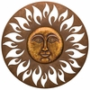 "29"" Aurora Sun Wall Decor"