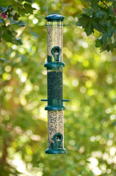 3 Chamber Mixed Feeder - Click to enlarge