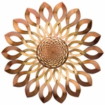 "30"" Infinity Sun Wall Decor"