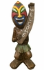 "32"" Tiki Welcome Statue"