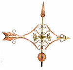 "32"" Victorian Arrow Weathervane"