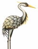 "35"" Grey Heron Bird - Down"