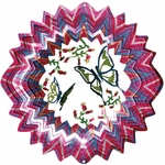 3D Butterfly Wind Spinner