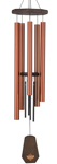 "40"" Echo Double Chime - Bronze"