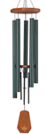 "40"" Echo Double Chime - Verdigris"