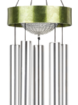 "42"" Solar Wind Chime - Green"