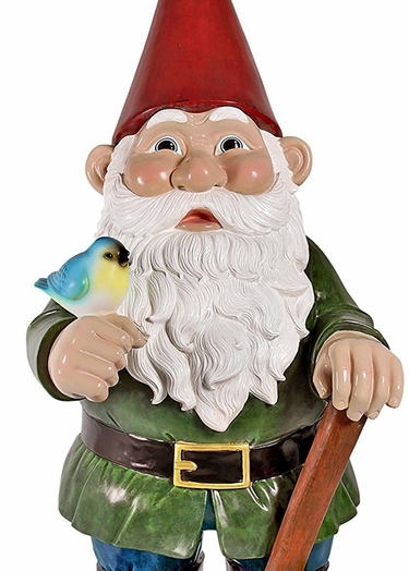 8.5' GIANT Garden Gnome - Click to enlarge