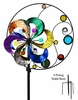 "84"" Circle Flower Wind Spinner"