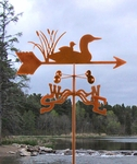 All Steel Weather Vanes