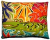 Alligator Outdoor Pillow