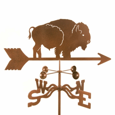 American Bison Weathervane - Click to enlarge