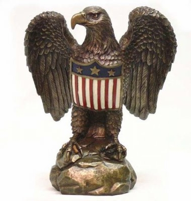 American Eagle Statue - Click to enlarge